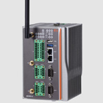 rBOX510-6COM Din-rail Fanless Embedded System
