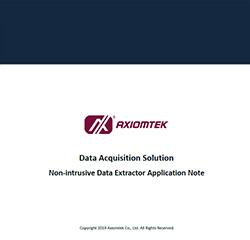 Non-intrusive Data Extractor Application Note